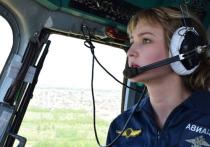 Единственная военная вертолетчица России рассказала о пути к мечте