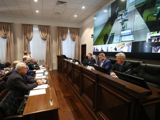 Волгоградские промпредприятия увеличивают поставки продукции газовой отрасли
