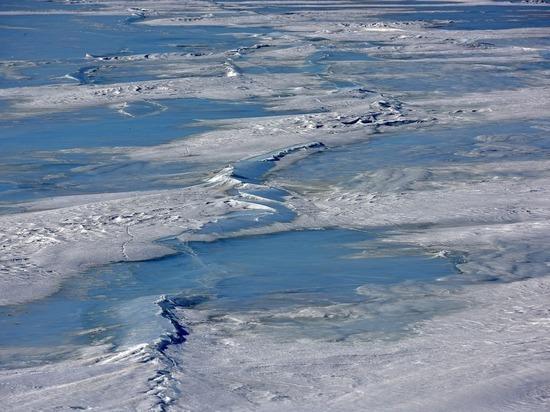 С 5 марта в Пскове запретили выходить на лед