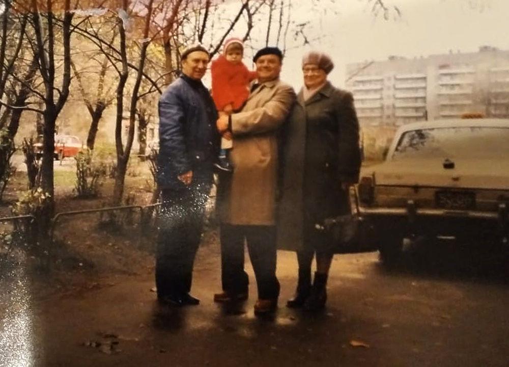 Обнародованы неизвестные фото Сергея Скрипаля: кадры домашнего архива