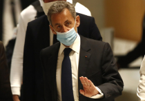 Прокуратура Франции подала апелляцию на решение суда по Саркози