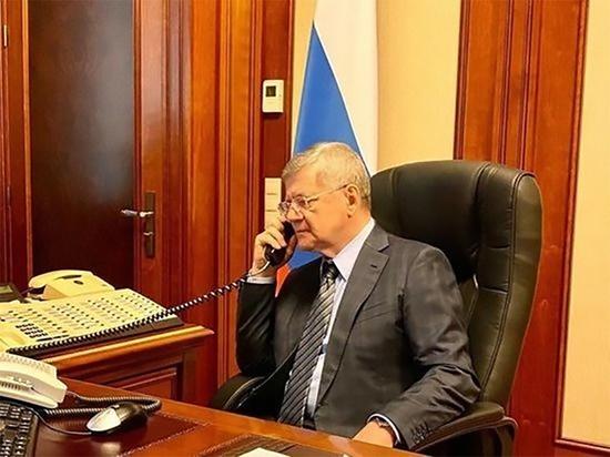 """""""Местами зашкаливает"""": Чайка отозвался об уровне коррупции на Кавказе"""