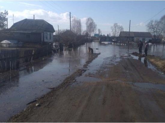 Снега больше нормы: что ждать от первой волны паводка в Алтайском крае