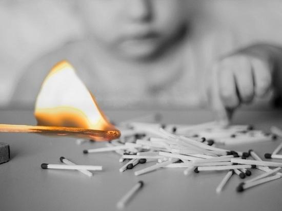 Жительница Хакасии признала свою вину в смерти ребенка на пожаре