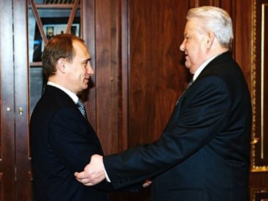 """""""Ельцин не торопился уходить"""""""