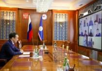 Айсен Николаев рассмотрел ход комплексного развития территорий Якутии