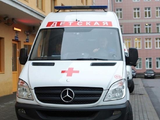 В Троицке водитель сбил семилетнюю девочку
