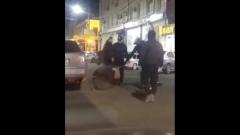 В Краснодаре неизвестные в масках избили танцующих лезгинку граждан