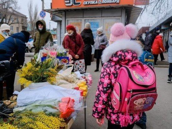 Против уничтожения первоцветов в Волгоградской области провели спецрейд