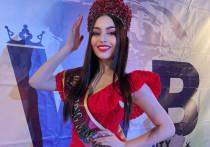 Крымская модель Маргарита Метлинова покоряет международные подиумы