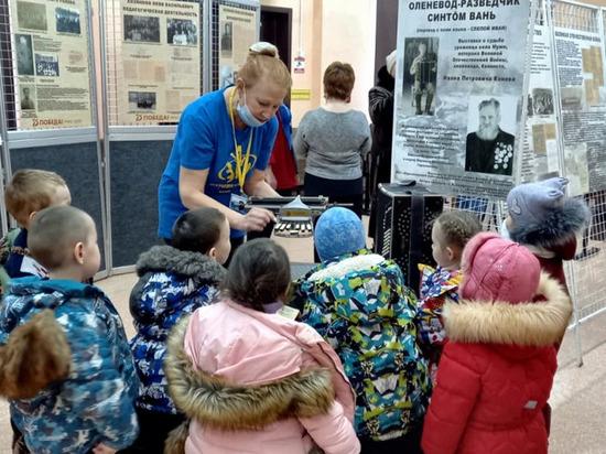 «Каслающий музей» отправился с культурной программой по селам Шурышкарского района