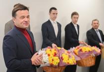 Андрей Воробьев: «Спасибо всем, кто здесь работает. Фармотрасль Подмосковья производит очень востребованные лекарства»