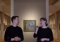 ВТБ запустил уникальный подкаст об искусстве для неслышащих