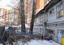 Прокуратура области начала проверку из-за падения крана в Архангельске