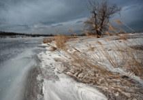 Штормовой ветер принесет в Хакасию снег и сильную гололедицу