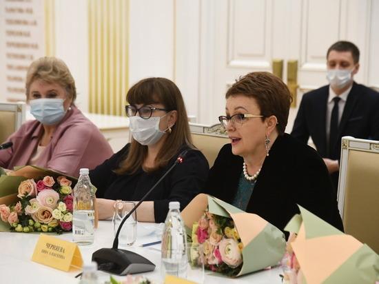 Депутат от Волгоградской области Нина Черняева не будет избираться в Госдуму