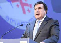Зеленский лишил Саакашвили должности в совете по градостроительству