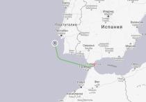 «Адмирал Невельской» добрался до самой западной точки Европы