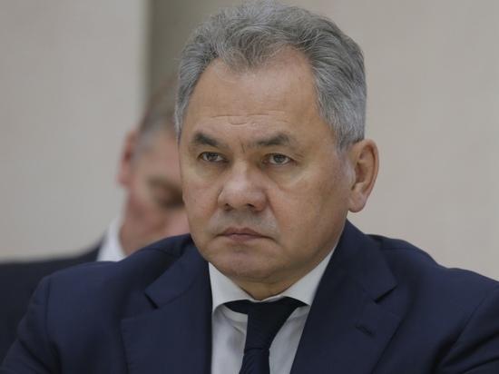 Шойгу навал российскую армию победителем в битве с коронавирусом