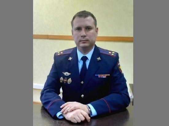 В райотделе полиции Волгоградской области новый руководитель