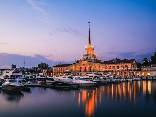 Эксперты прогнозируют рост цен на номера в отелях Сочи и Краснодарского края на майские праздники