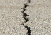 Землетрясение магнитудой 6,3 произошло у берегов Новой Зеландии