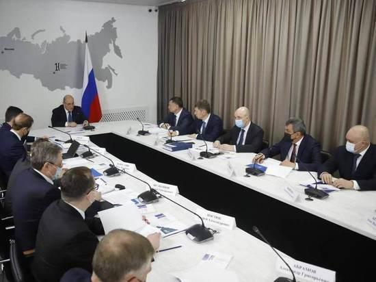 Михаил Мишустин подписал программу социально-экономического развития Кемеровской области