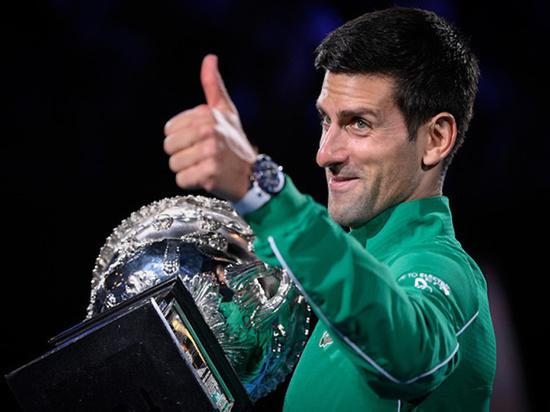 Джокович выступит на турнирах в Майами, Монако и Белграде