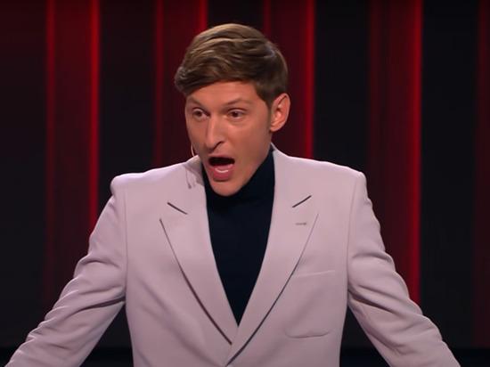 Комик Павел Воля в новом выпуске Comedy Club пошутил над прибывшей в качестве гостьи певицей Полиной Гагариной