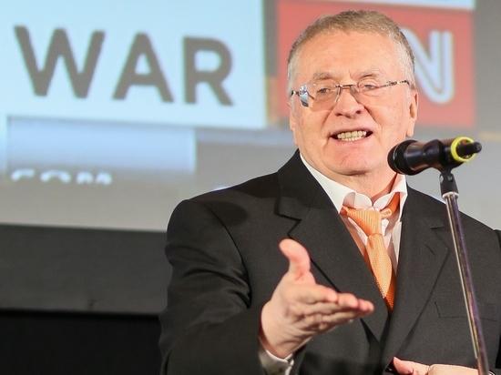 Жириновский призвал отказаться от зарубежных цветов из-за инфекций