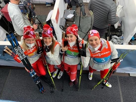 В субботу, 6 марта, в Нове Место состоялся спринт у биатлонисток, а в Оберстдорфе лыжницы бежали марафон