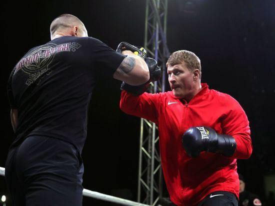 Экс-чемпион мира по боксу разобрал сложившуюся ситуацию в современном тяжелом весе