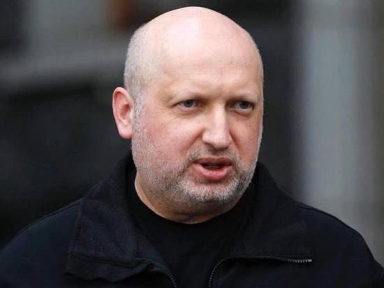 Турчинов объяснил по-своему, почему Украина потеряла Крым