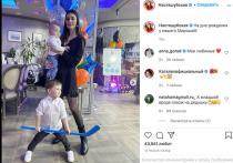 Анастасия Шубская показала редкое фото с двумя сыновьями