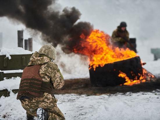 Ополчение непризнанных республик Донбасса не стало медлить, получив от властей разрешение на упреждающий удар по огневым позициям украинских войск