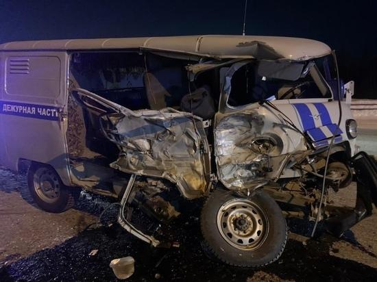 В полиции прокомментировали ночную погоню за пьяным угонщиком в Новом Уренгое