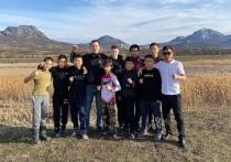 Три золотые медали завоевали калмыцкие боксеры в Ессентуках