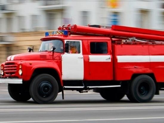 При пожаре на улице Кирова от дыма спаслись 45 человек