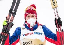 Александр Большунов получил серебро чемпионата мира в Оберстдорфе по итогам масс-старта классическим стилем на 50 км
