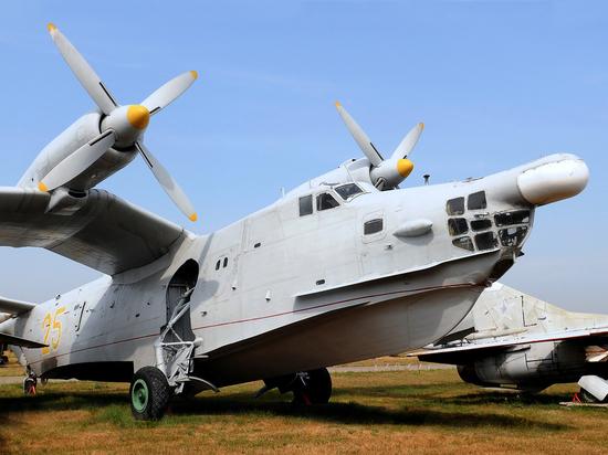 Рекорд России: крымский богатырь потащит 24-тонный самолет-амфибию
