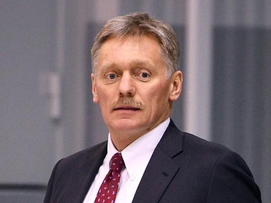 Песков опроверг причастность РФ к критике западных вакцин от коронавируса