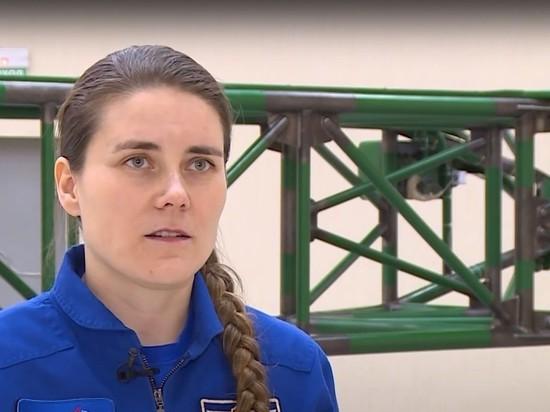 Единственная женщина-космонавт ожидает назначения в экипаж