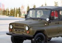 В Финляндии назвали привезенный из России УАЗ русским кабриолетом