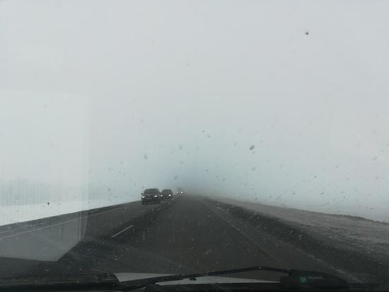 Оренбуржцы снова не могут проехать по некоторым дорогам, они временно закрыты