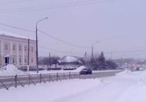 Из-за метели массово отключили свет в одном из районов Рязанской области