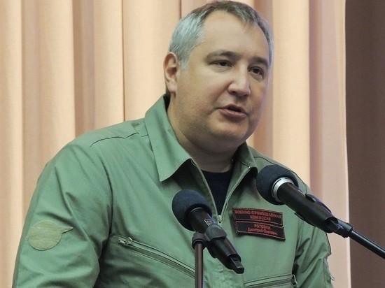 Глава Роскосмоса Дмитрий Рогозин прокомментировал заявление советника главы МВД Украины Валерия Поцелуйко о «потрясении», которое, по его мнению, недавно испытала Россия