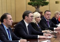 В Сербии заявили о попытке госпереворота