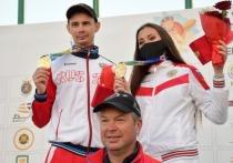 Спортсмен из Краснодарского края взял два