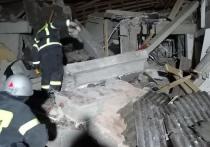 В искусственной коме продолжает оставаться 14-летняя школьница деревни Лукьяново Серпуховского городского округа, которая пострадала от взрыва газа в своем доме