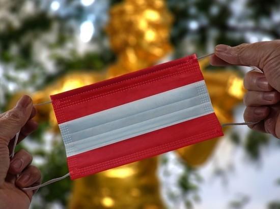 Бразильский штамм коронавируса дошел до Австрии